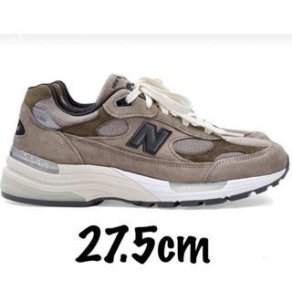 New Balance - 27.5cm jjjjound new balance 992 grey