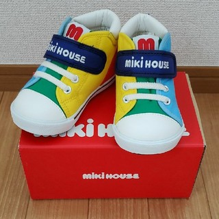 mikihouse - ミキハウス スニーカー 15cm