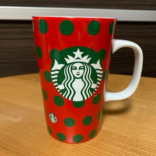 スターバックスコーヒー(Starbucks Coffee)の2019Starbucks♡スターバックス  ホリデー マグカップ(グラス/カップ)