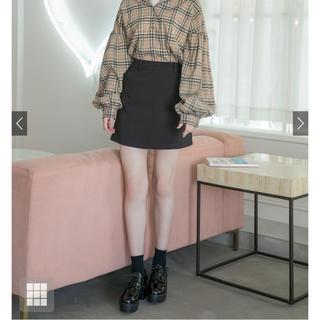 GRL - 台形ミニスカート