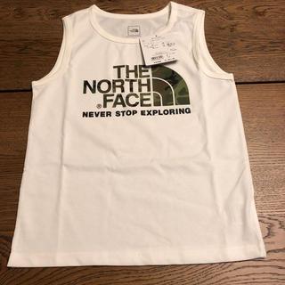 THE NORTH FACE - ノースフェイス ノースリーブ140新品