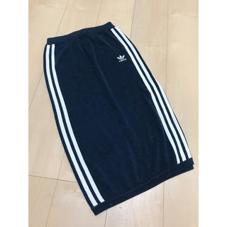 adidas - adidas WMNS 3 STRIPES KNITTED SKIRT