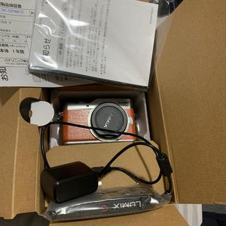 Panasonic - Panasonic DC-GF9 本体、箱、取説、充電器、バッテリー、ストラップ