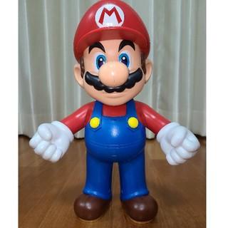 任天堂 - スーパーマリオ ビッグアクションフィギュア マリオ マリオ