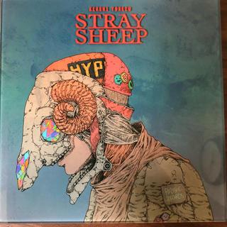 SONY - 米津玄師 STRAY SHEEP (アートブック盤CD+DVD+アートブック)