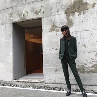 LAD MUSICIAN - lad musician 19aw セットアップ