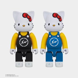 メディコムトイ(MEDICOM TOY)のNY@BRICK 400% THE CONVENI HELLO KITTY 2色(その他)
