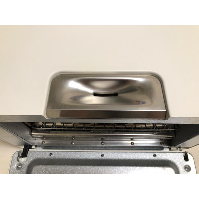 BALMUDA(バルミューダ)のバルミューダ トースターWhite  スマホ/家電/カメラの調理家電(調理機器)の商品写真