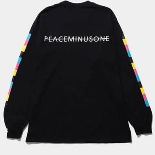 ピースマイナスワン(PEACEMINUSONE)のPMO X THE CONVENI LONG SLEEVE T-SHIRTS(Tシャツ/カットソー(七分/長袖))