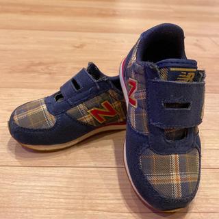 New Balance - ニューバランス 靴 スニーカー キッズ 14cm