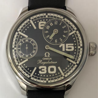 OMEGA - OMEGA オメガ レギュレーター 腕時計 手巻き スケルトン 美品 OH済み
