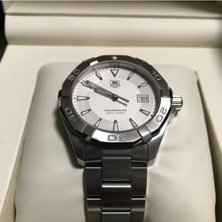 タグホイヤー(TAG Heuer)の確認用 美品TAGHEUER タグホイヤー アクアレーサー WAY1111 メン(腕時計(アナログ))