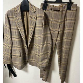 COMOLI - auralee wool serge check jacket & pants