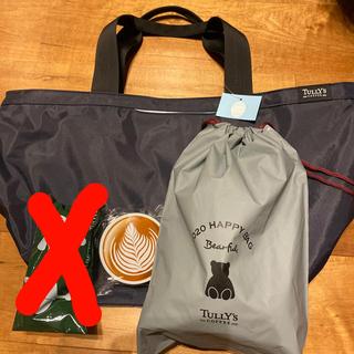 タリーズコーヒー(TULLY'S COFFEE)のタリーズコーヒー  バッグ ベア ベアキーホルダー キャンディ(ノベルティグッズ)