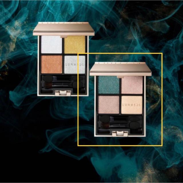 LUNASOL(ルナソル)のmaki様専用 ルナソル EX05 アイシャドウ パレット コスメ/美容のベースメイク/化粧品(アイシャドウ)の商品写真
