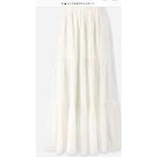 ユニクロ今期 スカート新品
