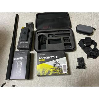 豪華付属品多数 insta 360one x(コンパクトデジタルカメラ)