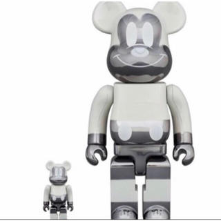 メディコムトイ(MEDICOM TOY)のBE@RBRICK fragmentdesign MICKEY MOUSE (ゲームキャラクター)