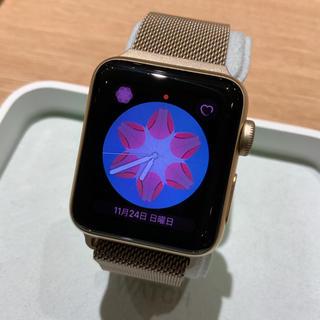 アップルウォッチ(Apple Watch)の(純正品) Apple Watch series2 38mm GPS(腕時計(デジタル))
