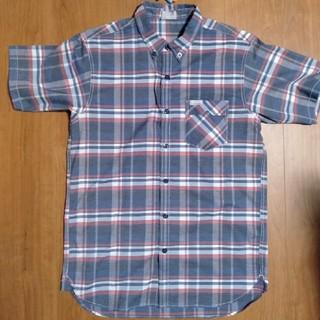コロンビア(Columbia)のColumbia 半袖 チェックシャツ コロンビア(シャツ)