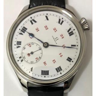 オメガ(OMEGA)のOMEGA オメガ スモセコ 腕時計 手巻き スケルトン 美品 OH済み(腕時計(アナログ))
