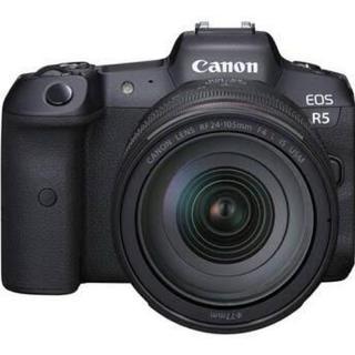 Canon - CANON EOS R5