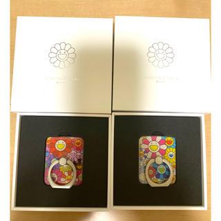 村上隆 スマホリング 2色セット 新品未使用(その他)
