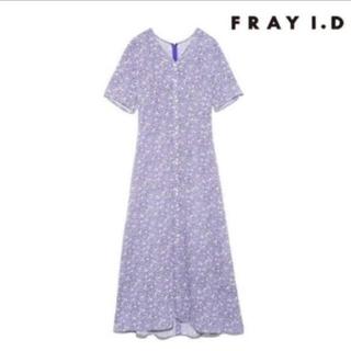 FRAY I.D - FRAY♡フラワー ナロー ワンピース