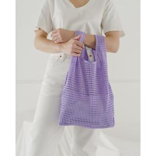 DEUXIEME CLASSE - ラスト3点❗️ ☆日本未入荷☆ BAGGU バグー ネットバッグ Lilac