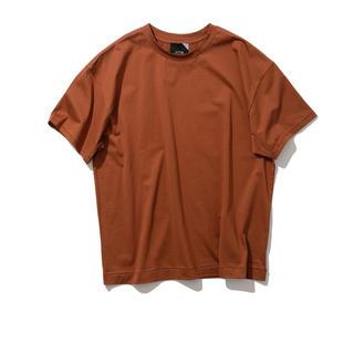 DEUXIEME CLASSE - 新品タグ付き●ATON●オーバーサイズTシャツ