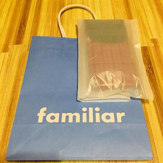 ファミリア(familiar)のファミリア  familiar エコバッグ シュパット(トートバッグ)