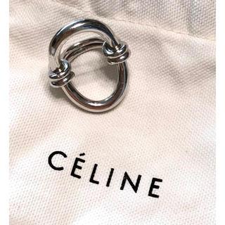 セリーヌ(celine)のCELINE セリーヌ 2018S 希少フィービーデザイン リング シルバー(リング(指輪))