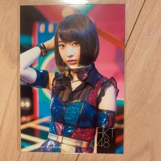 エイチケーティーフォーティーエイト(HKT48)の宮脇咲良 生写真(アイドルグッズ)