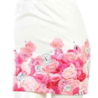 ダチュラ(DaTuRa)のDaTuRa  ジュエリーローズタイトスカート(ミニスカート)