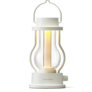 バルミューダ(BALMUDA)のバルミューダ  ランタン WH(蛍光灯/電球)