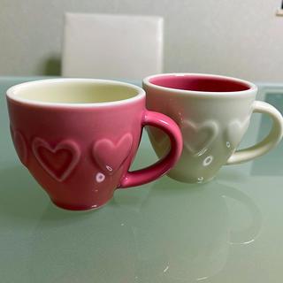 スターバックスコーヒー(Starbucks Coffee)のStarbucksペアマグカップ✨(グラス/カップ)