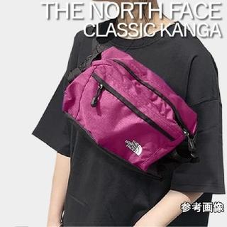 THE NORTH FACE - ザ・ノース・フェイス クラッシックカンガ ウエストバッグ ボディバッグ