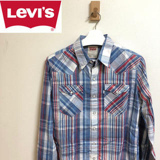 リーバイス(Levi's)のLevi's チェックシャツ ネルシャツ(シャツ)
