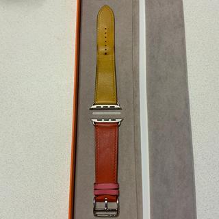 エルメス(Hermes)の(正規品) Apple Watch シンプルトゥール エルメス 44mm(レザーベルト)