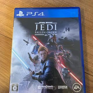 プレイステーション4(PlayStation4)のスターウォーズ ジェダイ フォールンオーダー PS4 ソフト(家庭用ゲームソフト)
