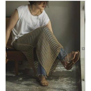 Plage - plage 【R'IAM】カギバリ スカート