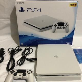 PlayStation4 - ☆送料無料☆PS4 本体 薄型CUH-2100AB02