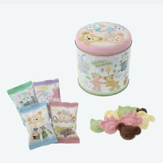 Disney - 東京ディズニーシー限定 ダッフィー クッキー缶