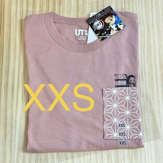 UNIQLO - 鬼滅の刃×UNIQLO 禰豆子Tシャツ XXSサイズ