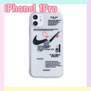 【大人気】iPhone11pro iPhoneケース 英字 クリア シリコン