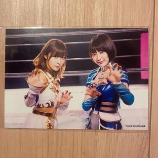 エイチケーティーフォーティーエイト(HKT48)の宮脇咲良 指原莉乃 生写真(アイドルグッズ)
