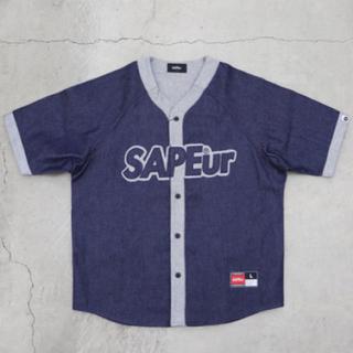 シュプリーム(Supreme)のSAPEur SHOOTINGSHIRTS デニムシューティングシャツ サプール(その他)