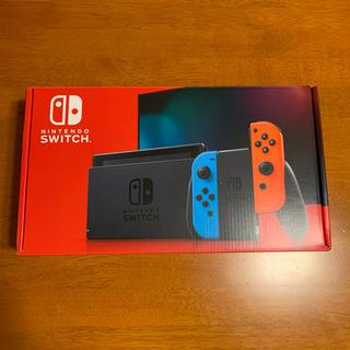 Nintendo Switch - 任天堂 スイッチ本体 Switch  ネオン 新品未使用  ※店舗印あり