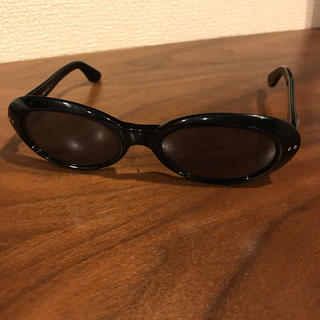 Gucci - GUCCI vintage SUNGLASSES black グッチ サングラス