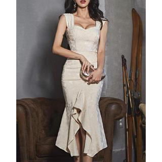 【本日限定セール】DURAS系♡韓国ファッション キャバドレス【大きいサイズ】